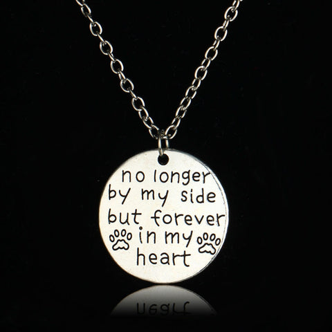 Friends Forever Grief Necklace – Show Support For Pet Rescuers!