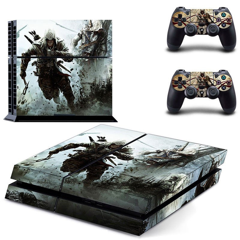 Assassin's Creed Skin For Sony PS4 Console