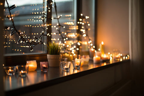 hygge candles & furniture