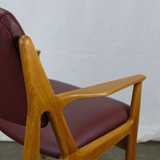 Arne Vodder 'Ellen' Armchair in Teak by Vamø
