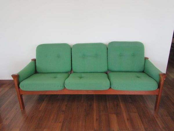 Teak Sofa Set by Arne Vodder, Model 162.