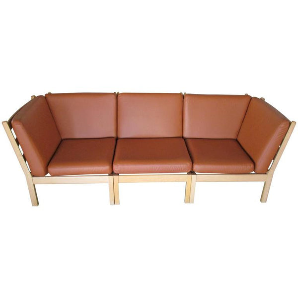 Hans J Wegner sectional sofa, Model 280