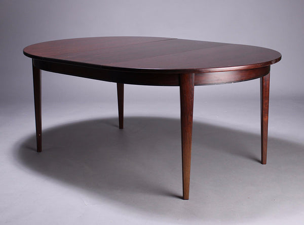 Rosewood Dining Table by Omann Jun