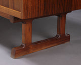 Low Rosewood Sideboard