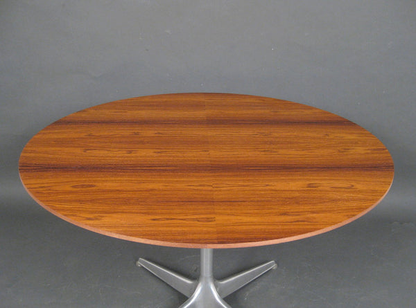Rosewood Dining Table by Horst Bruning.