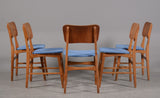 Dining Chairs by Ib Kofoed