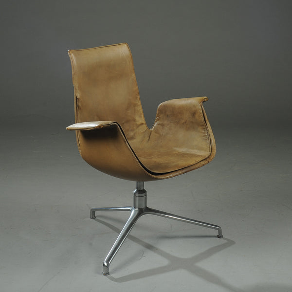 Tulip Chair by Preben Fabricius