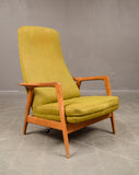 Yellow Armchair by Alf Svensson