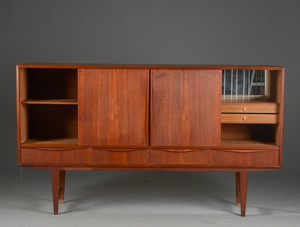 Teak Sideboard by EW Bach