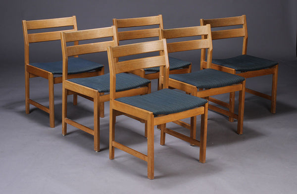 Beech Dining Chair by Kurt Ostervig