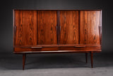Gorgeous Rosewood Sideboard by Omann Jun