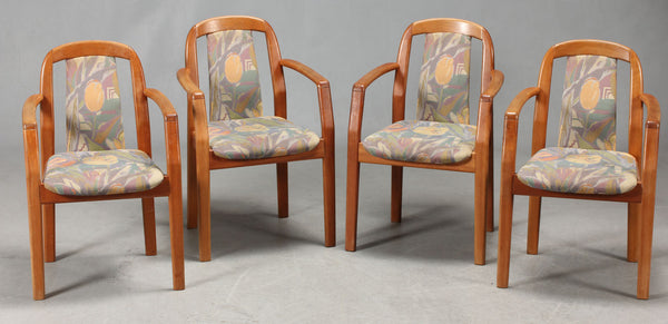 Dyrlund Cherry Dining Chairs. price per chair