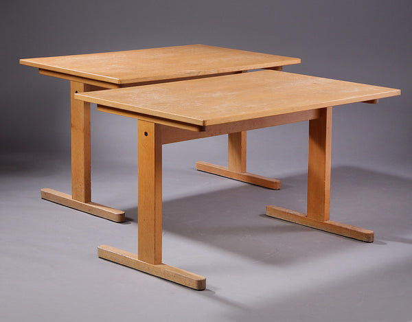 Oak Shaker Tables