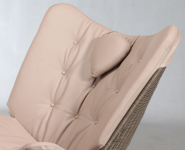 Corollo Butterfly Lounge Chair by Knud Vinther