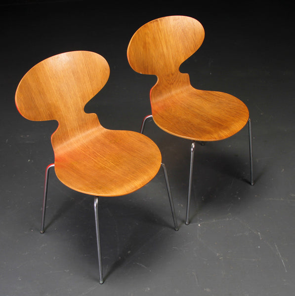 "Arne Jacobsen ""Ant"" Chairs"