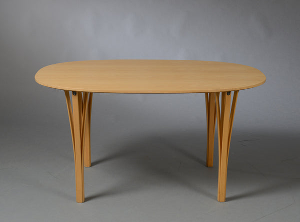 Superellipse Dining Table