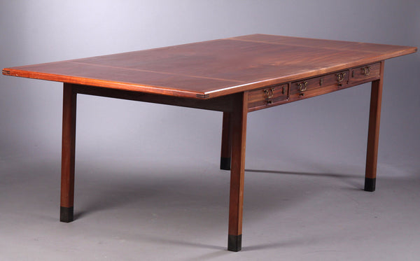 Mahogany Dining / Conference/ Desk  Table