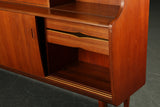 High Teak Sideboard