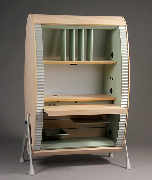Rolltop Italian Computer Desk and Office