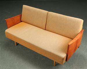 Teak Sofa/ Daybed