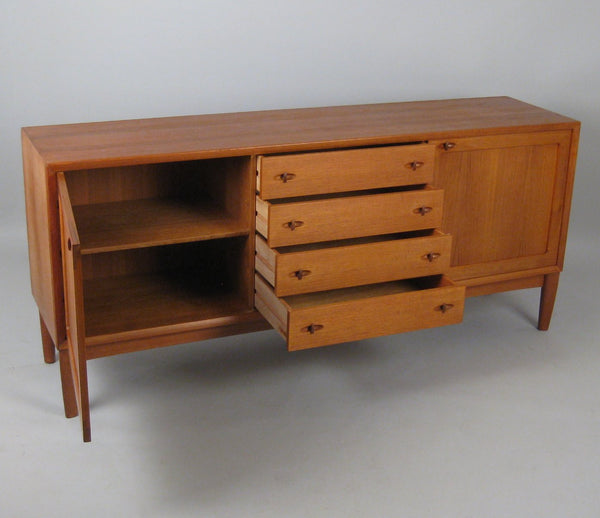 Teak Sideboard by H.W. Klein for Bramin