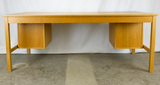 Oak Desk by Borge Mogensen