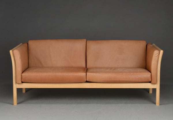 Beech Loveseat