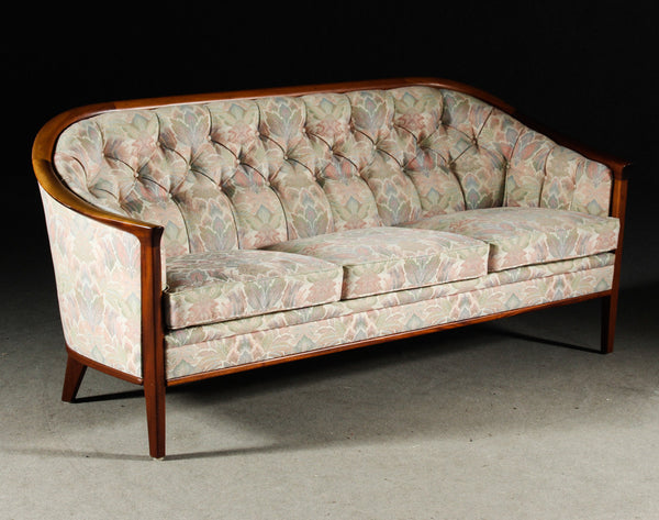 Teak Sofa Andersson Brothers Sweden