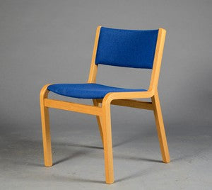 Dining Chairs in Beech by Rud Thygesen & Johnny Sørensen
