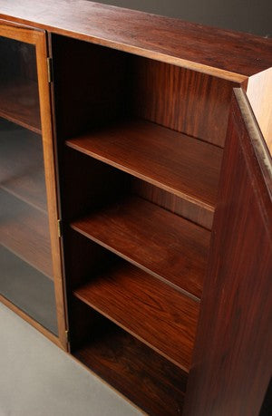 Omann Jun Rosewood Bookcase
