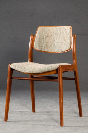 Teak Dining Chairs by Hartmut Lohmeyer