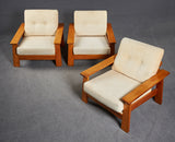 Beautiful Danish Teak armchairs