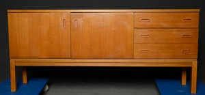 Teak Sideboard from Germany