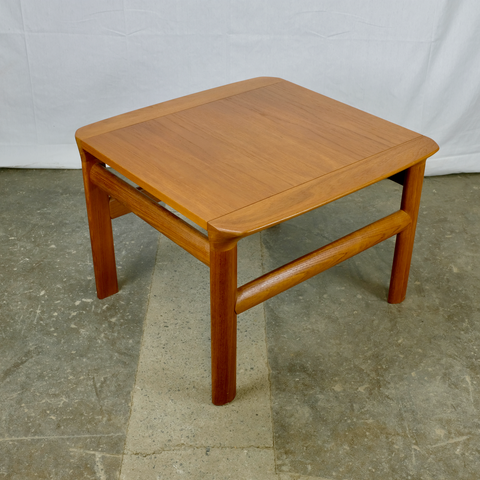 Teak Borneo End Table by Svend Ellekjaer