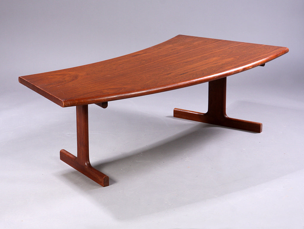 CFC Silkeborg Teak Coffee table | Mostly Danish Furniture ...