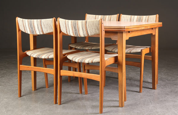 Teak Dining Chairs