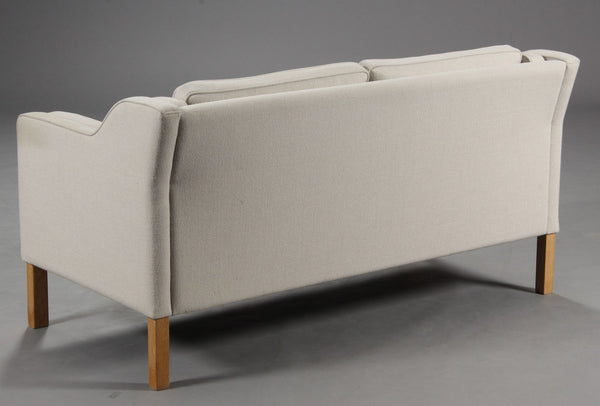 Mogens Hansen Two-Seater Sofa