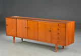 Low Teak Sideboard