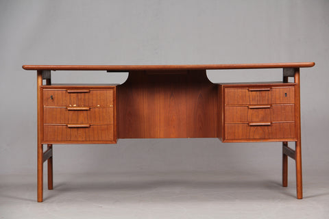Omann Jun Teak Desk