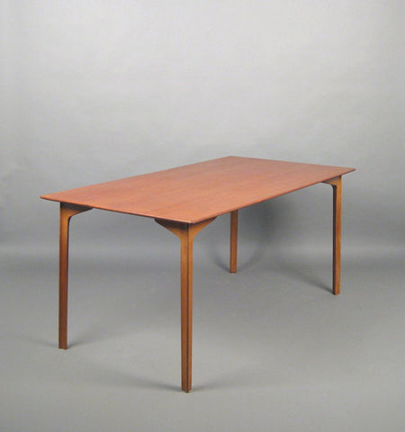 Arne Jacobsen Grand Prix Teak Dining Table