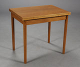 Condensed Oak Game/Dining Table by Borge Mogensen