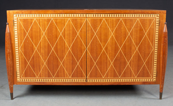 Cherry Low Sideboard