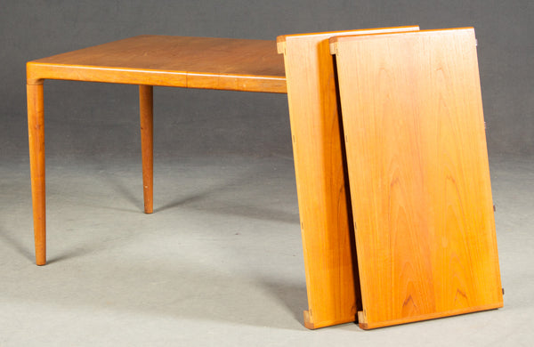 Teak Dining Table – H.W. Klein for Bramin