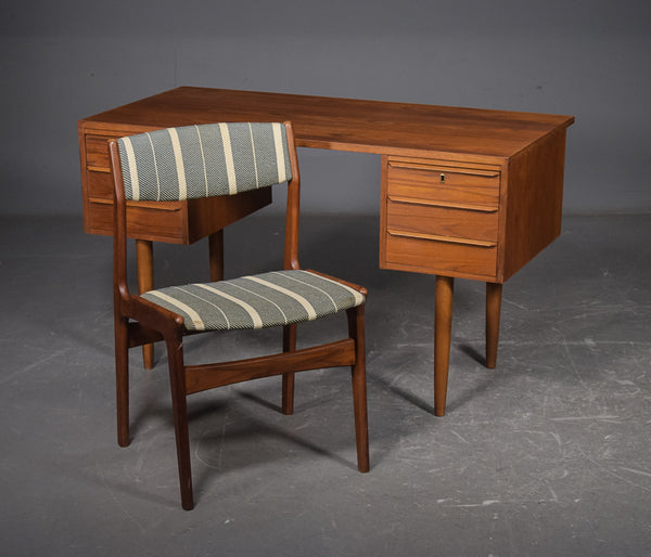 Teak Dining/Side Chair