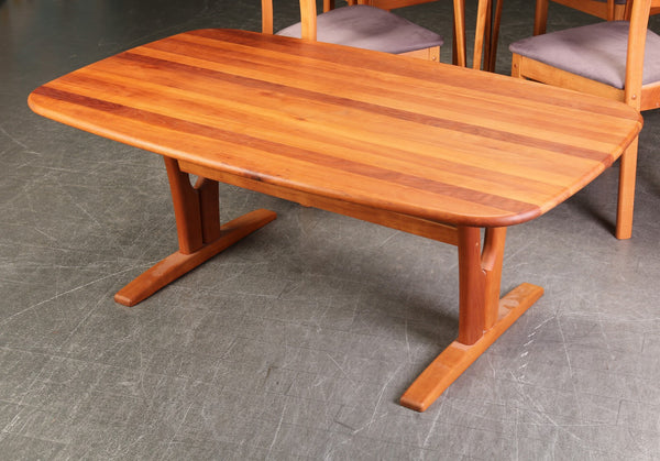 Solid Cherry Coffee Table
