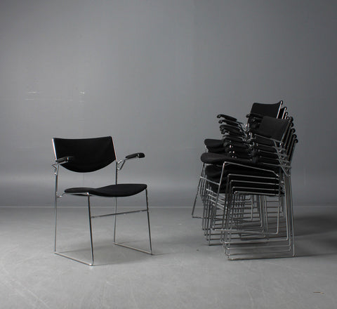 Elle Stacking Chair