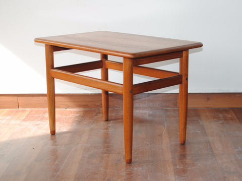 Solid Teak Side Table.  Niels Bach price per table
