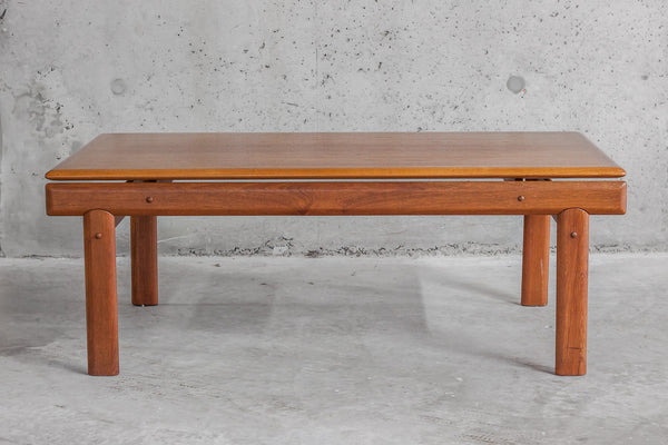 Teak Coffee Table by Bramin Denmark