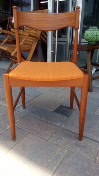 Teak Dining Chairs (set of 4)