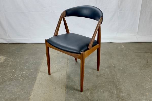 Kai Kristiansen Model 31 Teak Dining Chairs